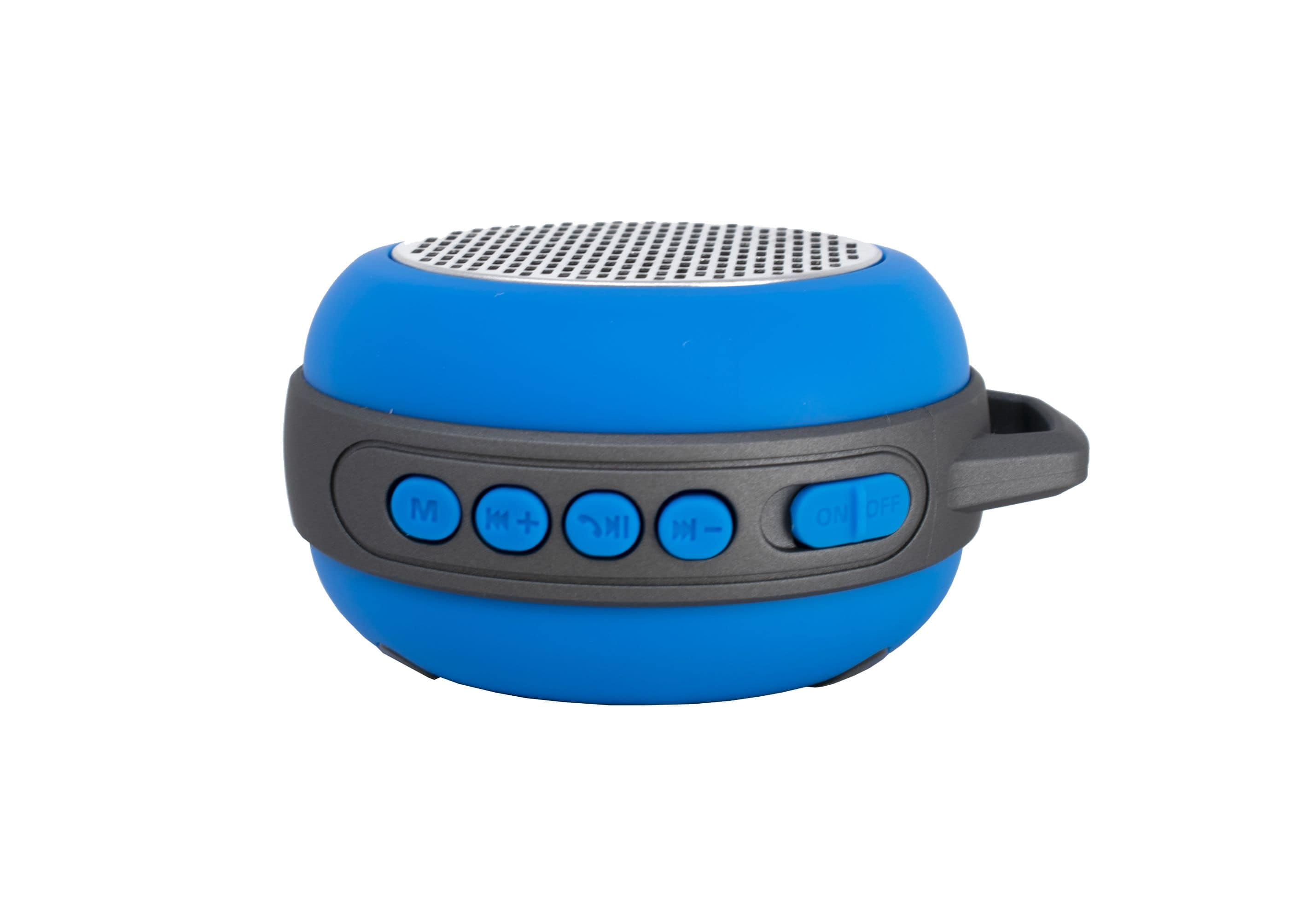 Wireless Mini speaker with Super Bass Blue