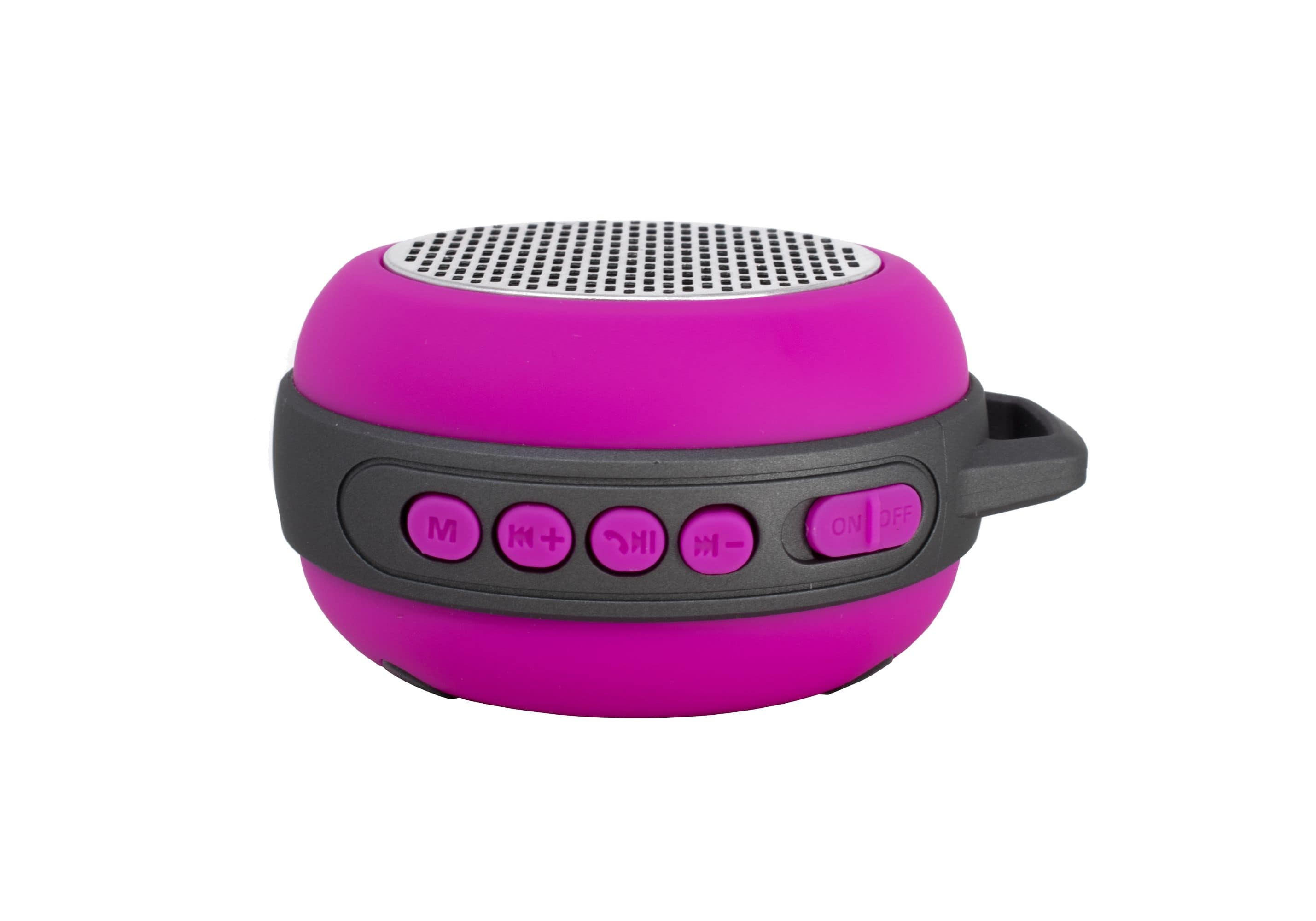 Wireless Mini speaker with Super Bass Pink
