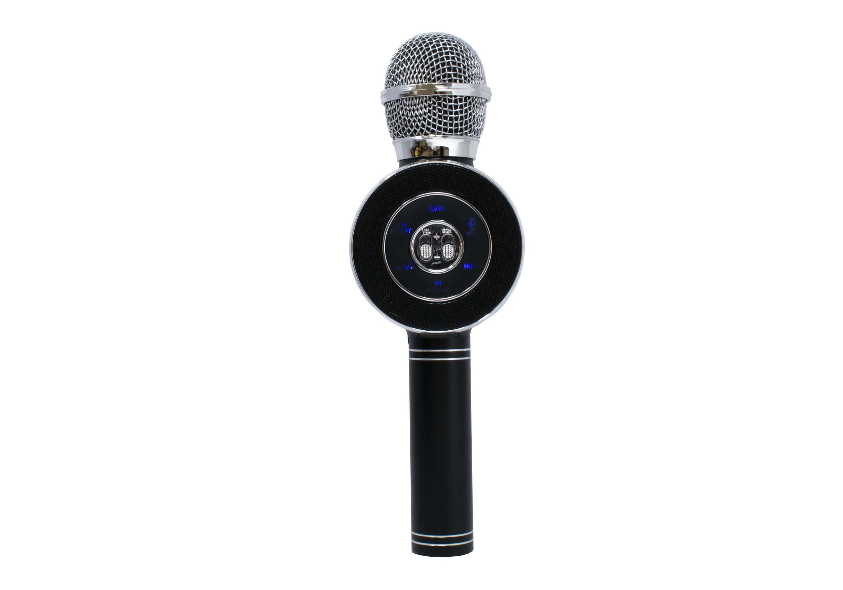 Bluetooth karaoke Microphone - Black