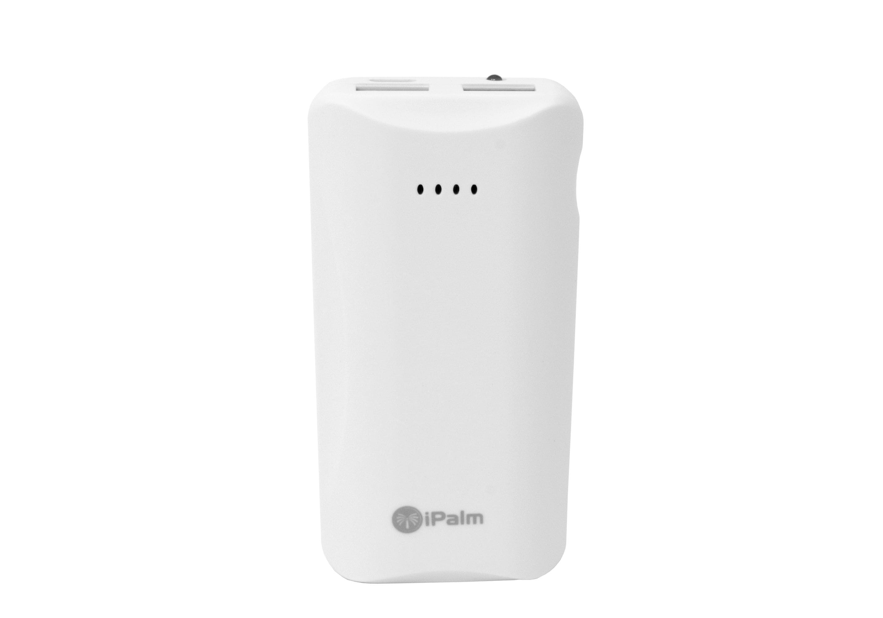 iPalm 5000 MaH power bank- White