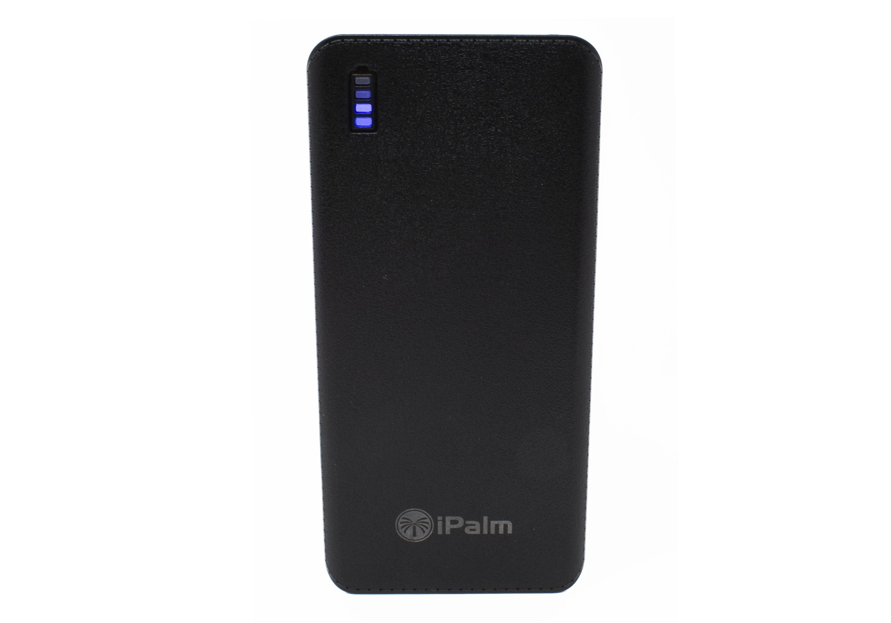 iPalm 6000 MaH power bank- Black