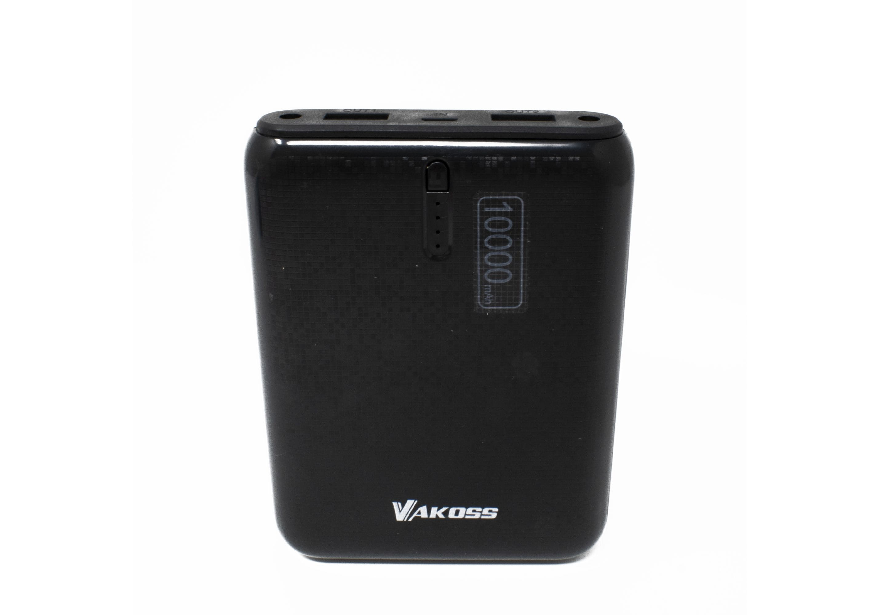 Vakoss 10000 MaH Power Bank-Black