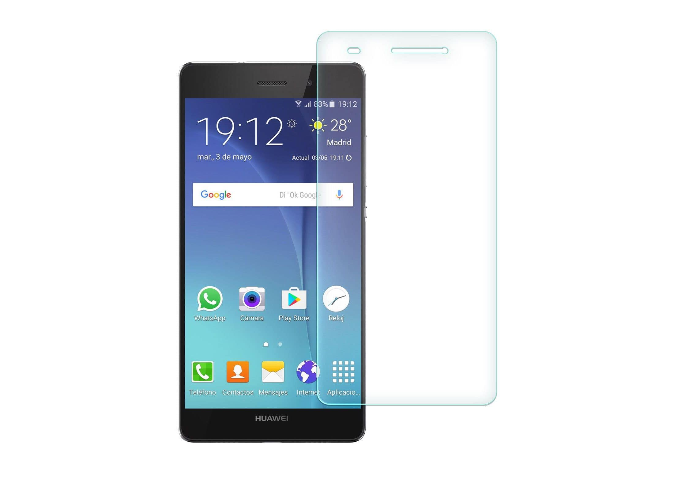 Huawei P8 Lite Screen Protector