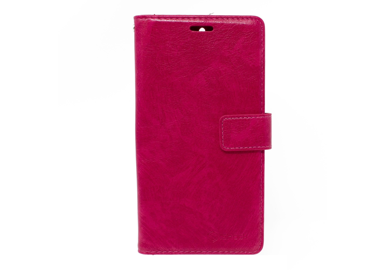 Nokia N6 iShock Book Dark Pink Case