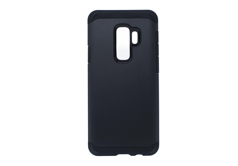 Samsung Galaxy S9 Plus Black and Dark Grey Shield Case