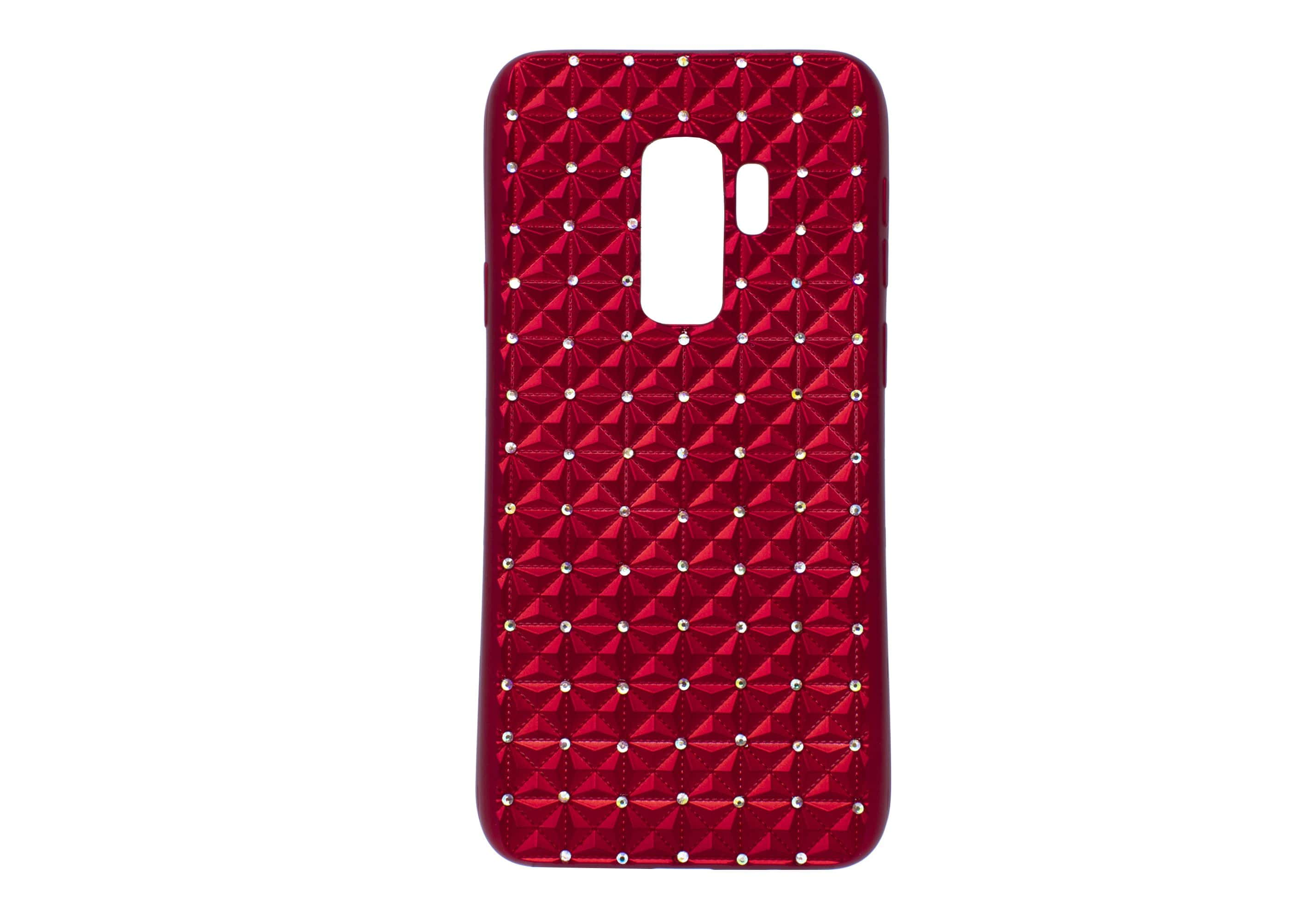 Samsung Galaxy S9 Plus Red Stariness Back Case