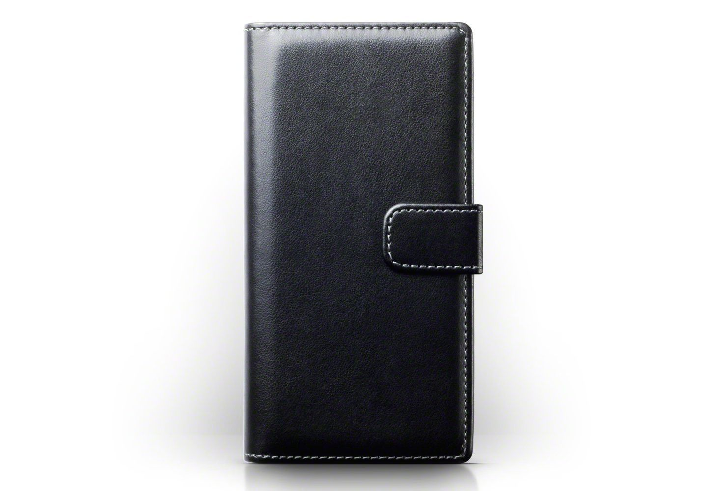 Sony Xperia L1 PU Leather Wallet Case - Black