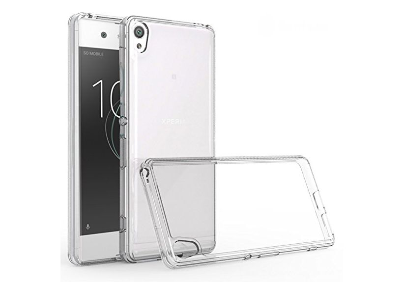 Sony Xperia L1 Thin TPU Gel - Clear