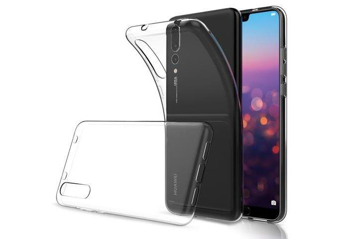 Huawei P20 Thin TPU Gel - Clear