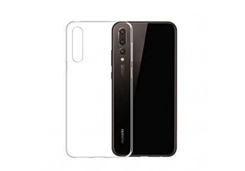 Huawei P20Pro Thin TPU Gel - Clear
